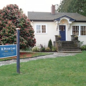 Certified Public Accountants - Vashon Island Washington